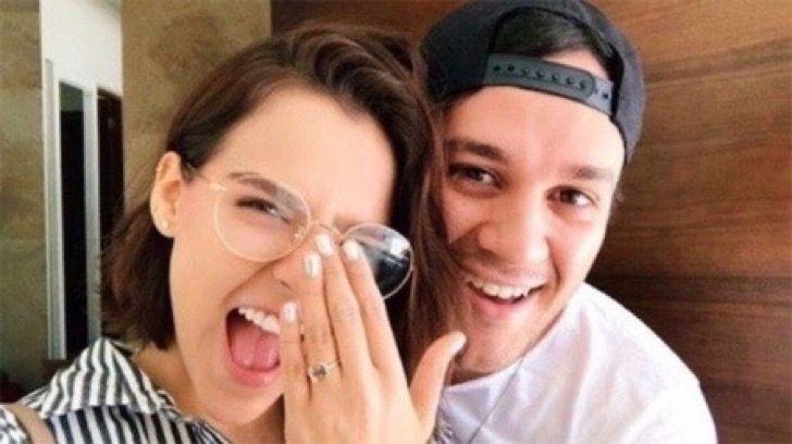 El novio de Yuya la famosa youtuber mexicana anunció que se casarán. Ella aceptó el compromiso