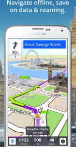 GPS Navigation & Maps Sygic Apk 17.3.10