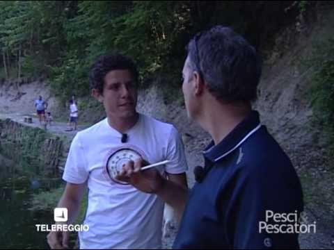 Pesci & Pescatori puntata 1 2009 - PESCA ALLA TROTA LAGO MULINO DEL TASSO - YouTube