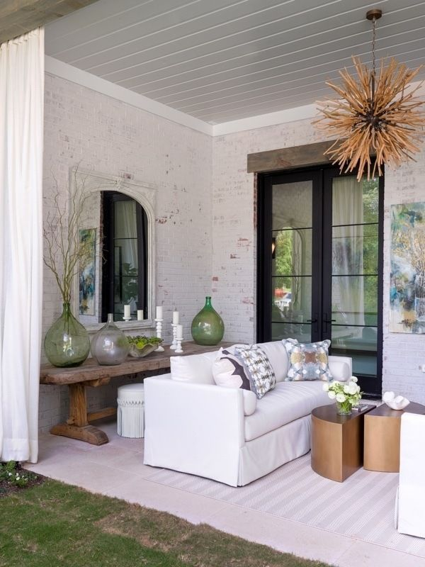 The 2019 Southeastern Designer Showhouse Garden Is Unbelievable