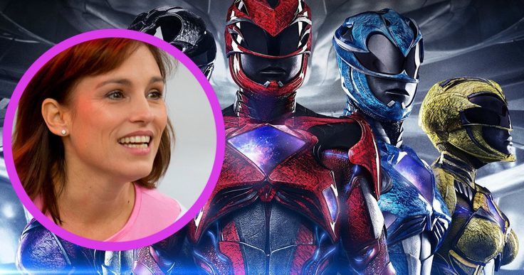 Watch the Original Pink Ranger Interview the New Power Rangers -- Amy Jo Johnson, who played the original Pink Ranger in the Power Rangers TV show, surprised the cast of the new movie adaptation at a press junket. -- http://movieweb.com/power-rangers-interview-video-amy-jo-johnson-pink-ranger/