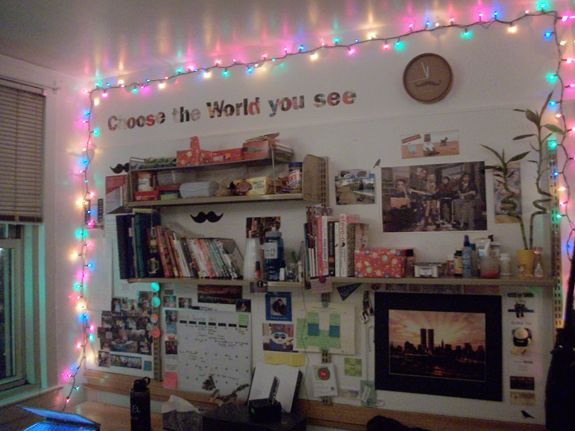 college dorms diy | ... More Gorgeous Dorms from Coast to Coast – College Fashion