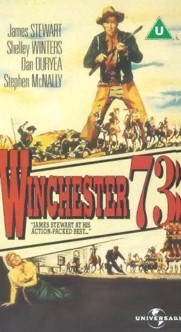 Winchester '73 - one of my favorite Westerns!