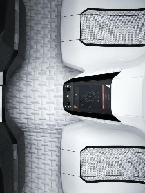 Peugeot Fractal Concept Interior DesignMore Car Design Here