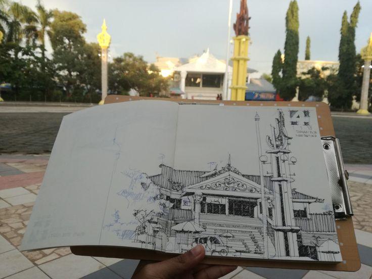 taman BCB martapura