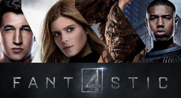 Fantastic Four (2015) Hindi - English 350MB HDTS 480P Dual Audio ...