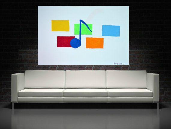 29 best acrylic oil paintings images on pinterest oil for Art minimaliste musique