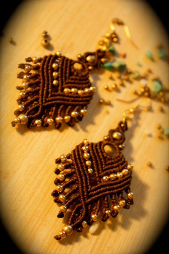 Pushkar Earings by whiterythmicwind on Etsy, $45.00