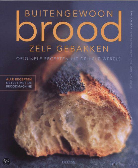 Buitengewoon brood, zelf gebakken -  Éric Kayser - 9789044717570 - Rond brood of stokbrood, zacht of knapperig, wit, goudgeel, bruin of meergranen, brood komt over de hele wereld in duizend-en-een varianten voor. Brood staat symbool voor het leven en is niet alleen gezond, maar kan ook een streling voor uw zintuigen zijn. Leer kwaliteitsbrood herkennen en herontdek de smaak van goed brood. GRATIS VERZENDING - BESTELLEN BIJ TOPBOOKS VIA BOL COM OF VERDER LEZEN? KLIK OP BOVENSTAANDE FOTO!
