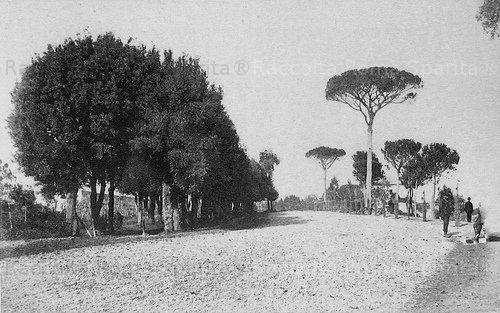: Passeggiata del Gianicolo Anno:Fine 800