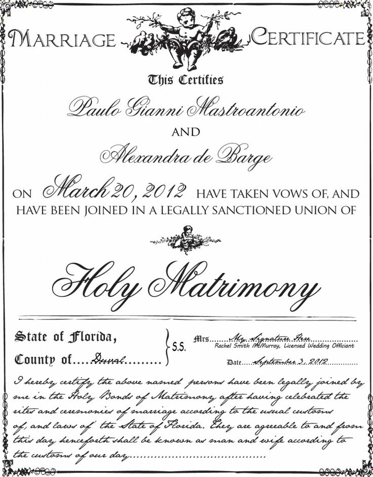 The 7 best Wedding Ceremony Certificates images on Pinterest | Beach ...