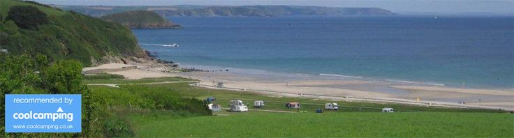 Adult Only Camping & Caravan Site | Pentewan Valley | Cornwall | The Meadows