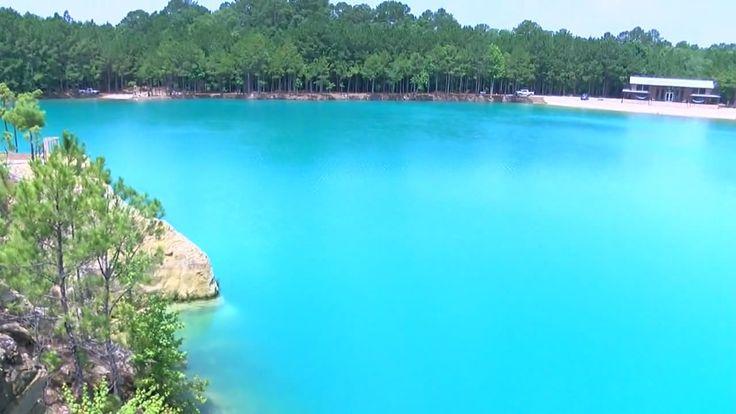 East Texas Throwback: Blue Hole in Jasper County