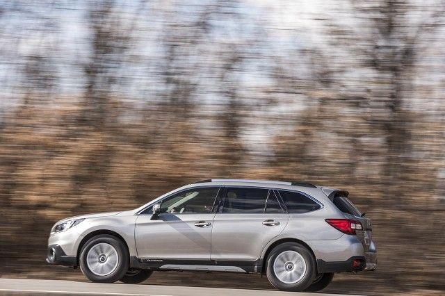 Contacto: Subaru Outback 2015 - Revista del motor