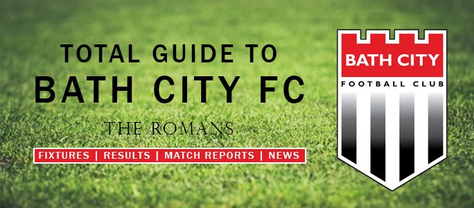 Total Guide To Bath City FC