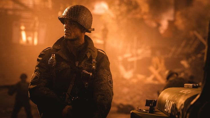 Call of Duty: WWII final system requirements revealed Steam preloading is live