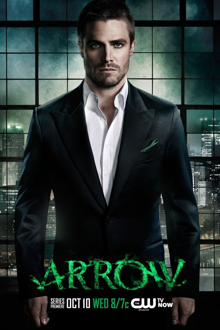 Poster TV Show Arrow