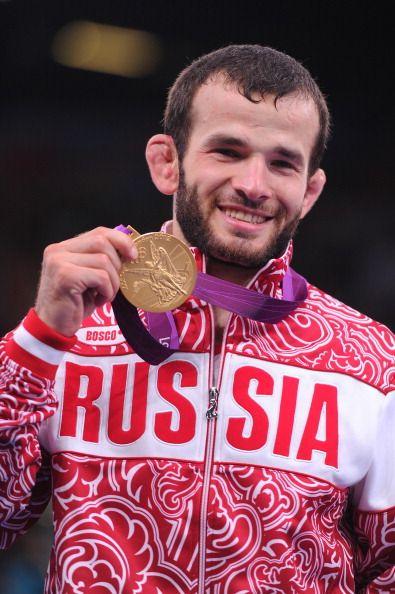 2012年ロンドン五輪55kg級金メダリスト。ロシア代表のジャマル オタルスルタノフ。レスリング選手一覧
