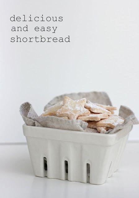 keep it simple, keep it fresh: delicious gluten free shortbread