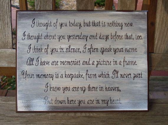 For Grandma...