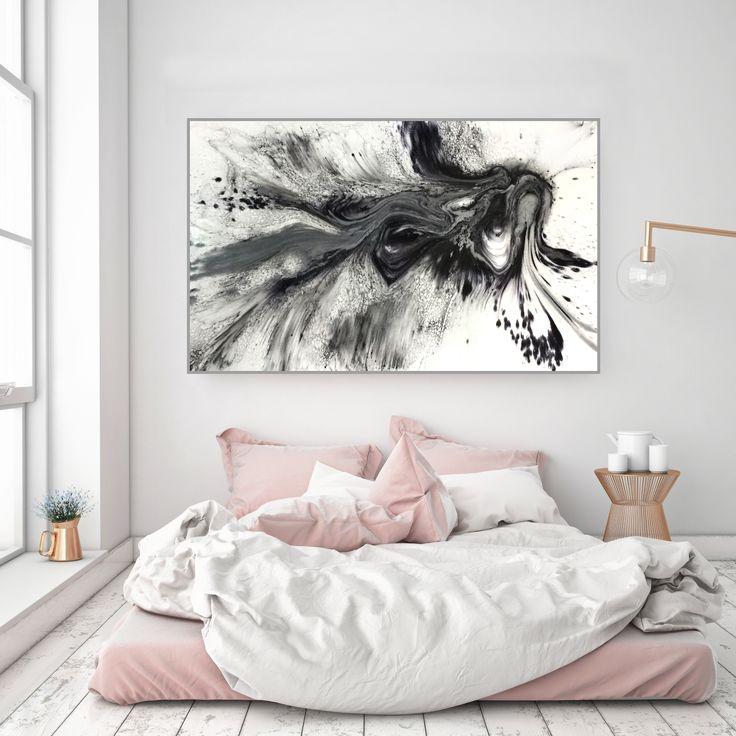 Resin art by artist Jessica Skye Baker