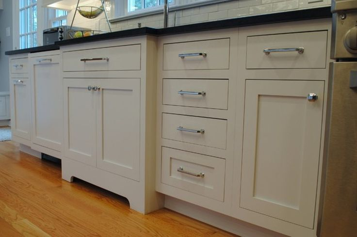 Inset cabinets vs overlay