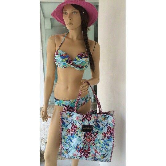 Bolsa Dourada Morena Rosa : V?em ver?ooo biqu?ni morena rosa beach pe?as avulsas