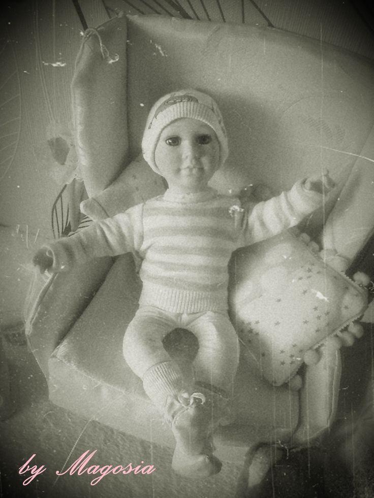 lalka mała