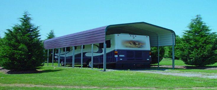 Carports   Metal Garages   Metal Barns   Steel Buildings   RV Carports