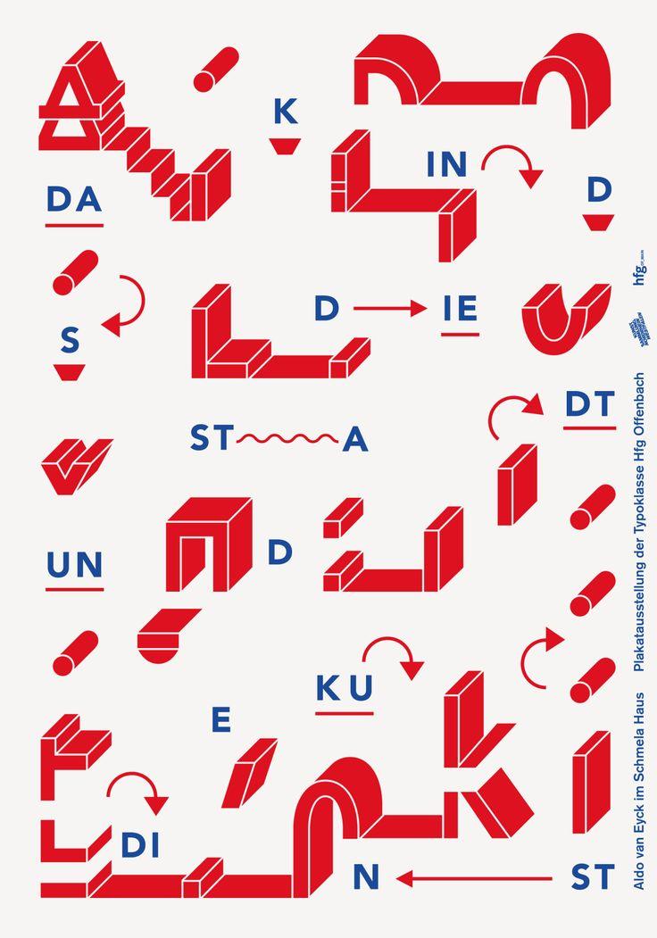 Aldo van Eyck, Typeclass of HfG, Katya Velkova, 2013