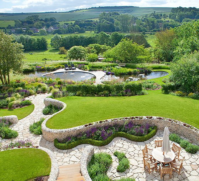 Fresh And Beautiful Spring Garden Design Jardiner A
