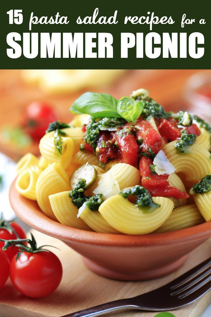 Rigatoni pasta salad recipe