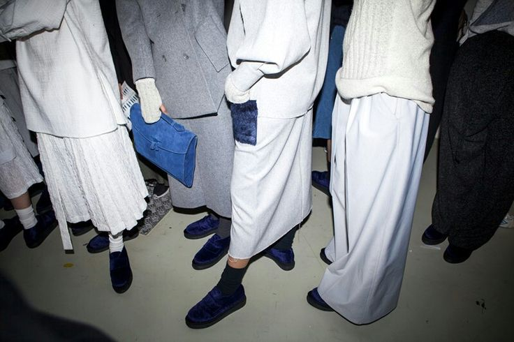 2015 fw seoul fashion week back stage