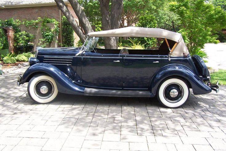 1935 Ford Model 48 for sale #2033522 - Hemmings Motor News