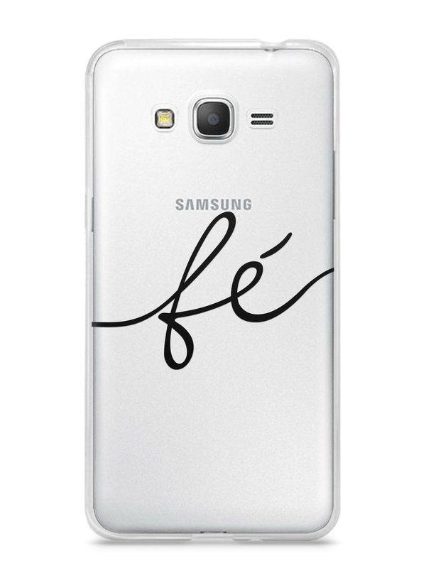 Capa Fé para Samsung Galaxy Gran Prime