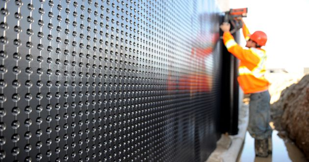 13 Best Images About Platon HDPE Waterproofing Membrane On Pinterest