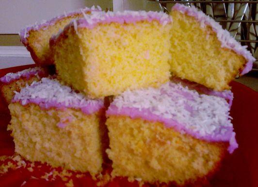 Tottenham Cake
