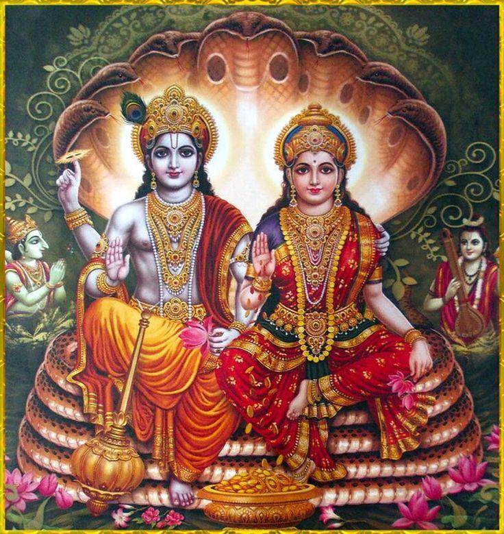 134 Best Vishnu Lakshmi Images On Pinterest