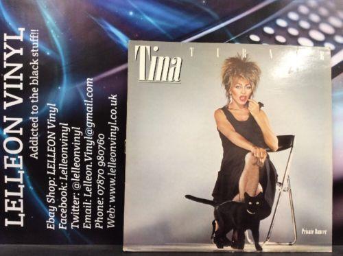 Tina Turner Private Dancer LP Album Vinyl Record EJ2401521 Pop 80's EMI Music:Records:Albums/ LPs:Pop:1980s