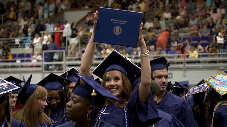 2014 Pitt Community College Commencement Ceremony