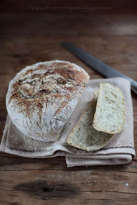chleb ziołlowy