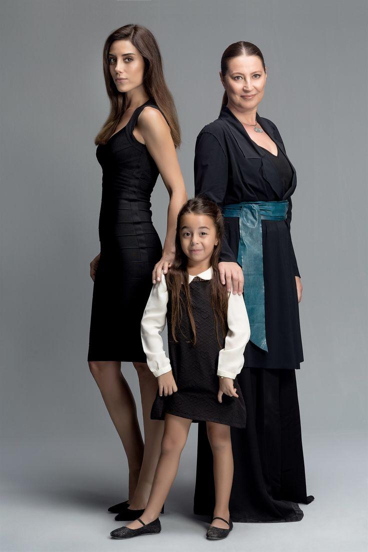 Cansu Dere ve Vahide Perçin Anne dizisinde başrol