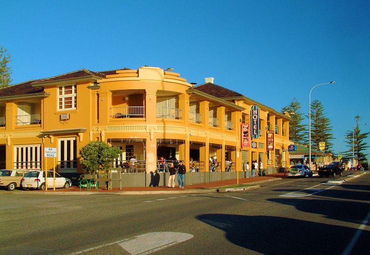The Cottesloe Hotel, Western Australia.