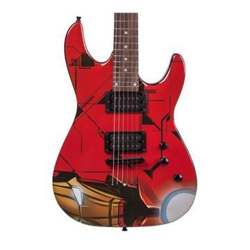 Guitarra Original Phx Marvel Iron Man: ACESSÓRIOS