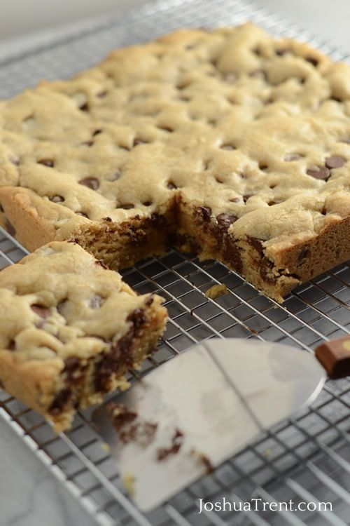 These easy to make Blondie Brownies are a great dessert by themselves or great served warm with vanilla ice cream!.