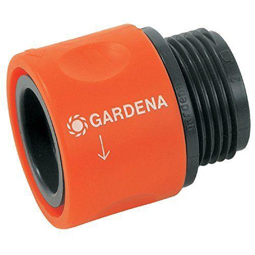 Gardena Raccord de tuyau d'arrosage: Price:6.49Passage de tuyau GARDENA-STK 2917ueberg caf Système original GARDENA®& # x2022; passer…