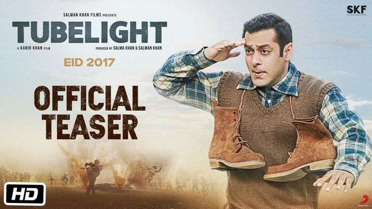 Tubelight is an upcoming Indian movie of superstar Salman Khan that will be released on Eid later this year. Checkout Tubelight Teaser (Official) Tubelight Teaser Review By looking at the teaser of Tubelight its evident that Salman is playing a role of person that is a bit mentally challenged or may be slowand the story … #movies