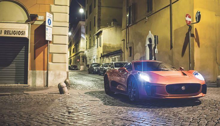 Orange Mécanique, coup de projecteur sur la jaguar du méchant de Spectre | GQ