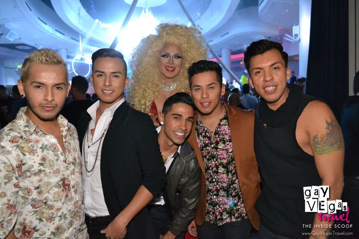 gay events las vegas memorial day weekend