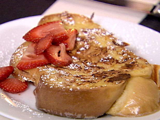 french toast: I used 1 1/3 cups 1% milk and 2/3 cup heavy cream instead of half and half, only 4 eggs and I substituted 1/4 teaspoon cinnamon for the orange